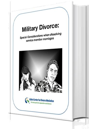 Divorce Mediation Alpha Program