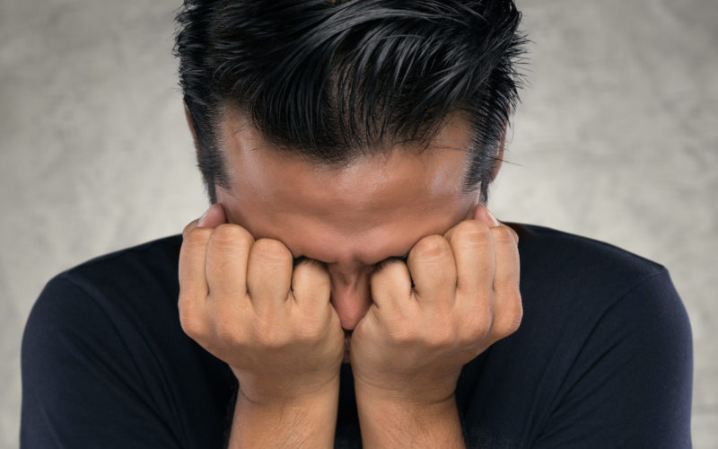 Dealing with Anger After Divorce