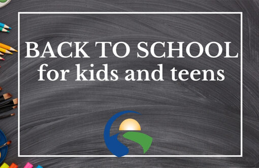 BACK TO SCHOOL for KIDS and TEENS