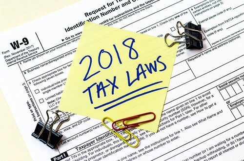 Divorce and Taxes in 2018